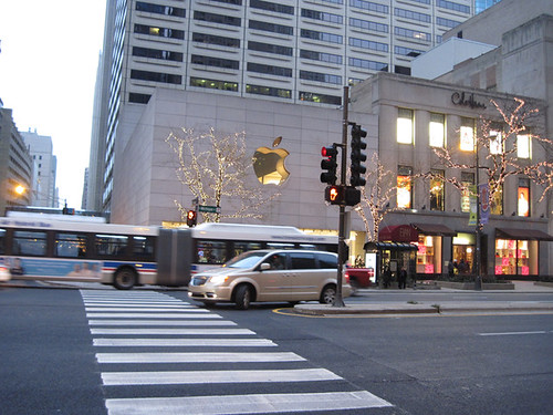 Apple, Chicago
