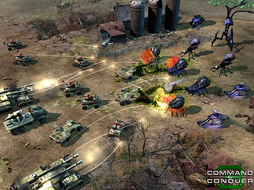 EA Registers Domains For Command & Conquer Alliances