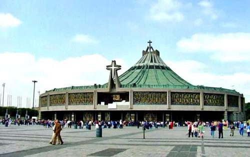 Basilica nueva de Guadalupe