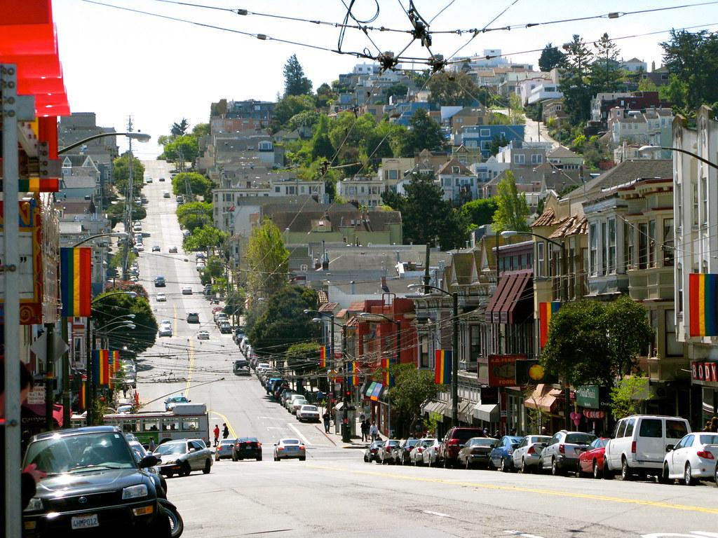 Castro en San Francisco