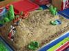 Cars Road Rally Cake