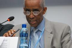 Prof. Tekalign Mamo, Ethiopia. Photo: C. Schubert (CCAFS)