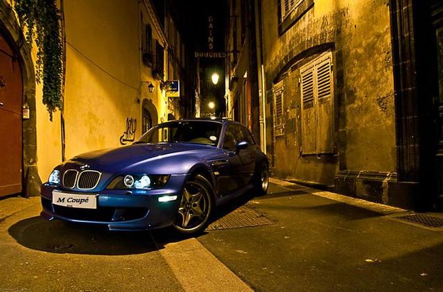 S50B32 M Coupe | Estoril Blue | Estoril Blue/Black | Detailing