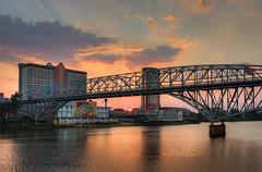 Red River Sundown