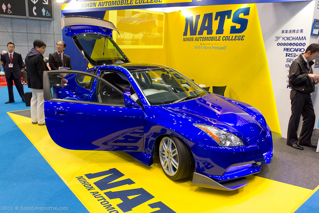 Motor Show - NATS