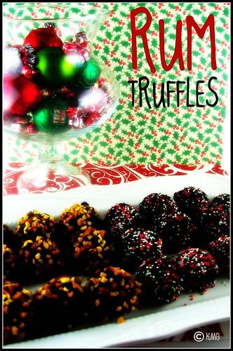 rum truffles 1
