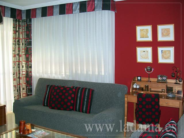 Decoraci n para salones cl sicos cortinas con dobles for Decoracion de salones clasicos