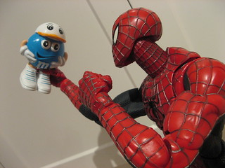 Spider-Man gets closer to KO'ing the M&M