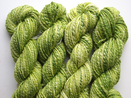 Brussel Sprouts-merino/bamboo/nylon total of 304yds from 8oz