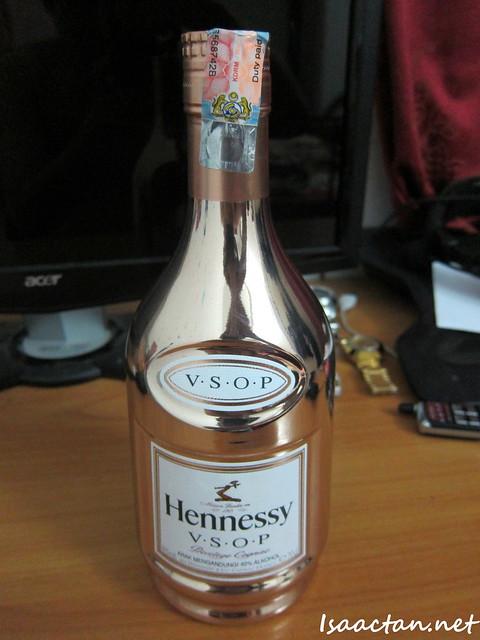 Hennessy VSOP Privilege Cognac