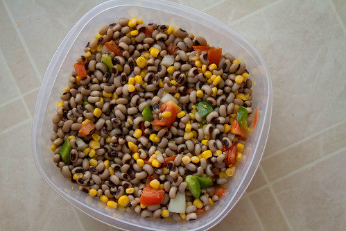Black-eyed Pea Salsa - 3