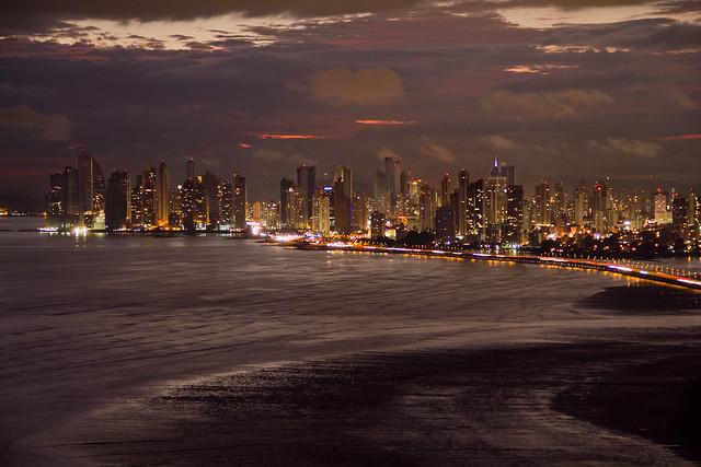 Skyline Panama 3