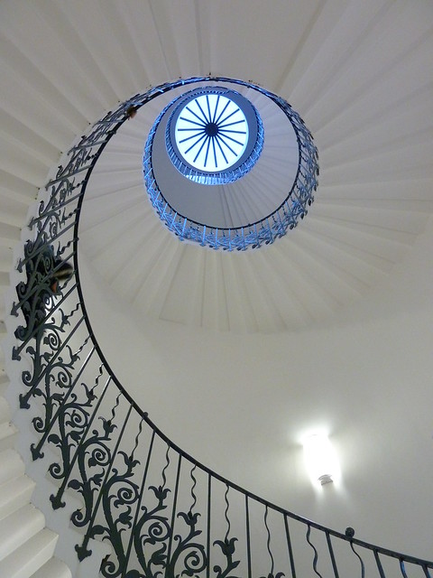 The Tulip Stairs at The Queen's House