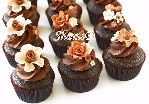Chocolate Mud Cupcakes ...