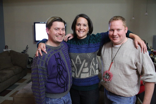 Cosby Sweater Party Awesomeness