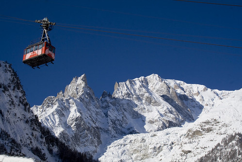Weekend skiing in Courmayeur