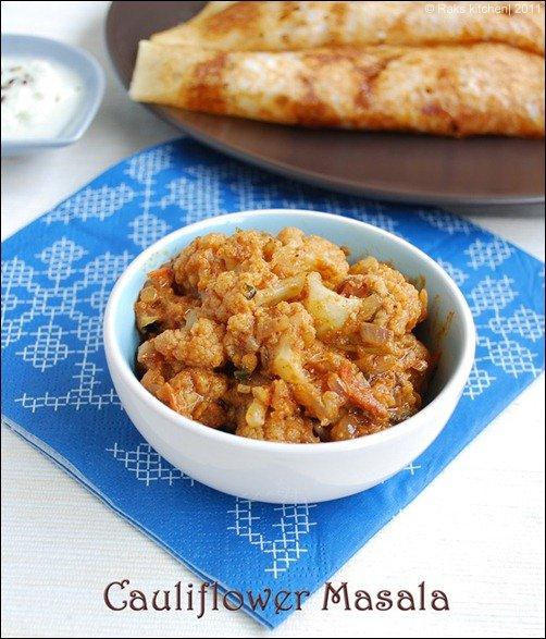 cauliflower-masala