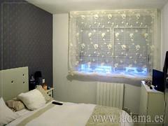 Exif decoraci n para dormitorios modernos cortinas en - Estores habitacion juvenil ...