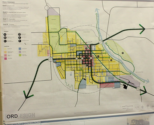 Framework Plan for Ord/Valley County