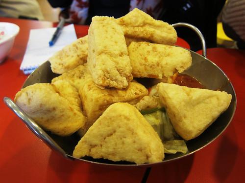 Six Taste Bizarre Food Challenge