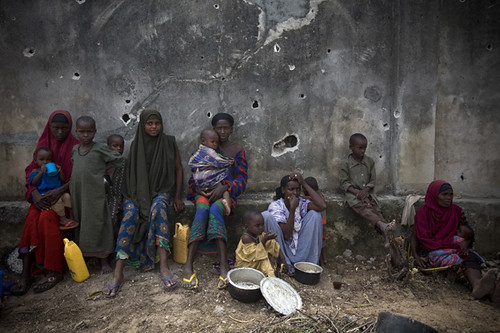 EMERGENCY: War deepens famine threat in Somalia