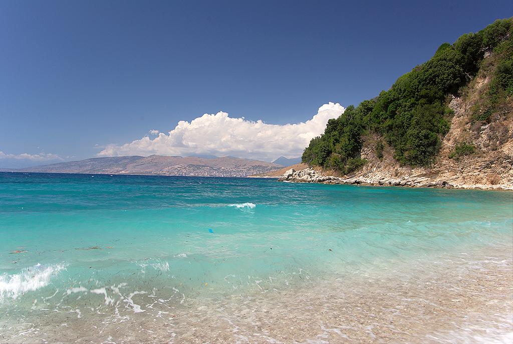 albania coast photo