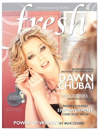 Dawn Chubai Fresh Mag