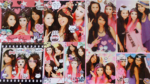 Purikura Pretties