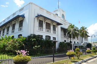Malacañang of the South in Cebu City in the Philippines