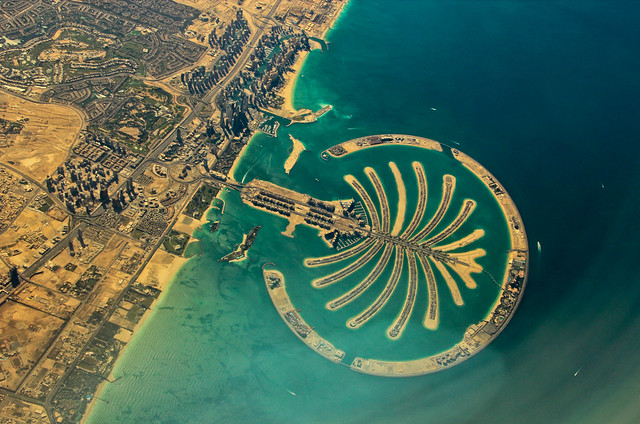 dubai bird s eye view flickr   photo sharing