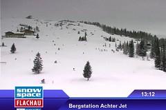 O víkendu přibude sněhu i otevřených středisek