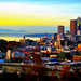 Seattle Skyline Tilt-shift