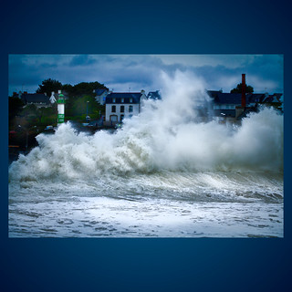 The last storm in Brittany