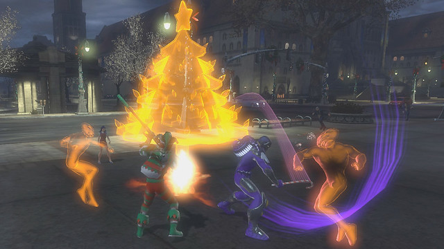 DC Universe Online for PS3: Season's Greedings