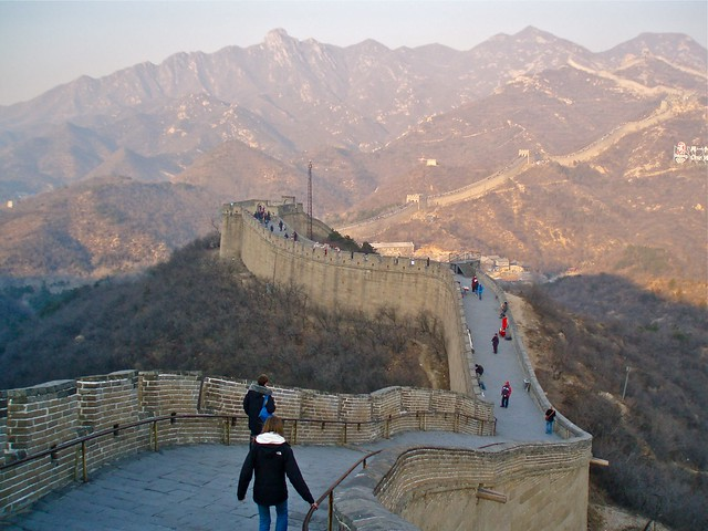 Great Wall of China, Badaling section, Beijing