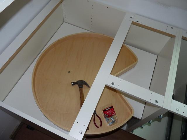 Kitchen Cabinet Lazy Susan Plans