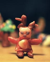 20111214-yoyo做的豆豆-1