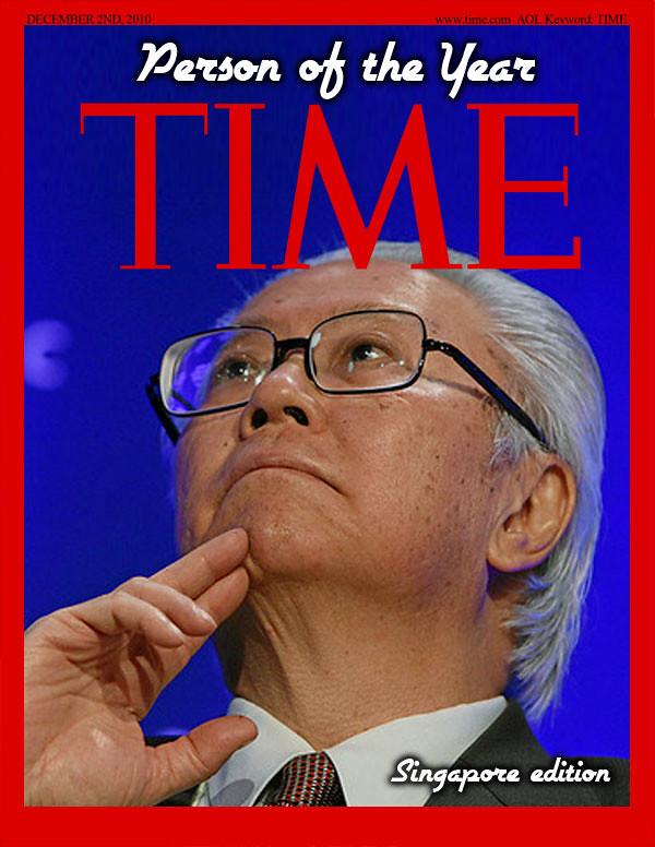 Dr Tony Tan Yam Keng