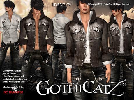 >>GothiCatz by Cherokeeh Asteria