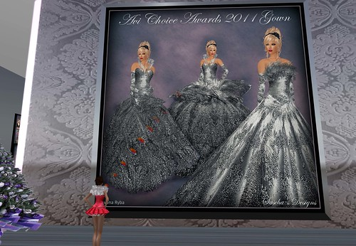 SAS - Avi Choice Awards 2011 Gown (free) by Cherokeeh Asteria