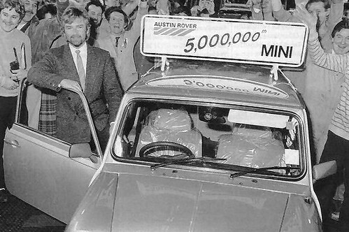 Five Millionth Mini (1986)