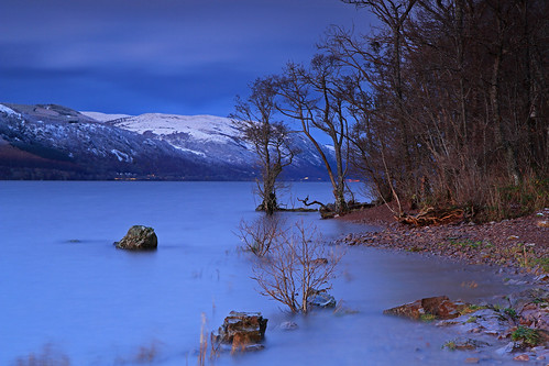 The High Loch. by gordie broon.