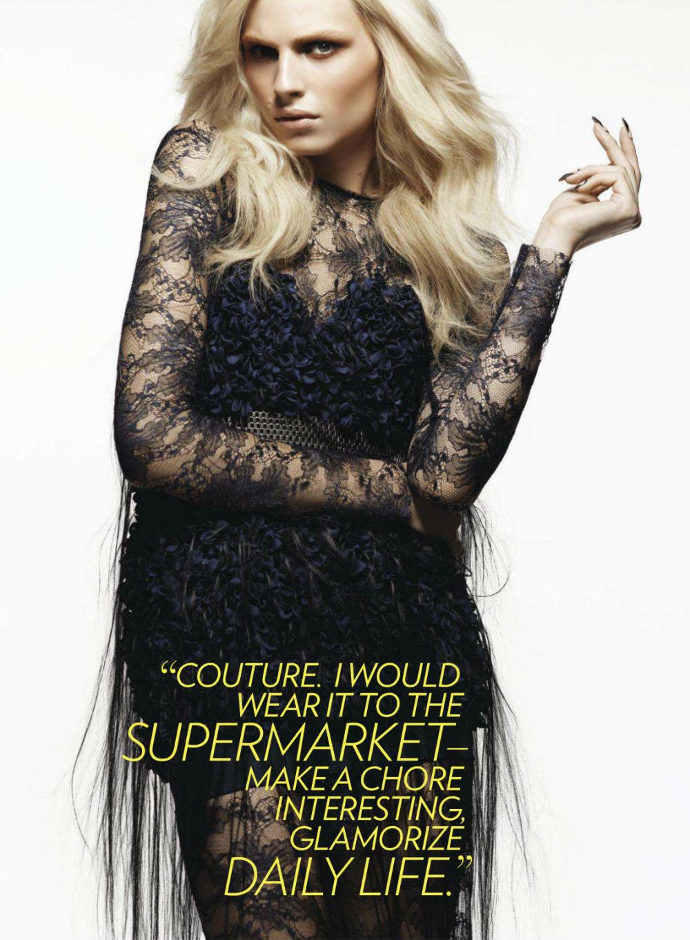 Andrej Pejic0527_Fashion Magazine Canada February 2012
