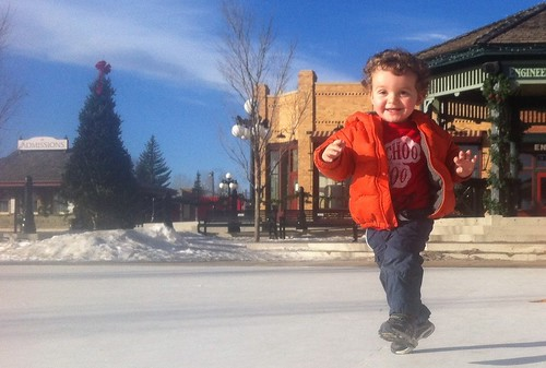 Kids In Calgary: Heritage Park Winter CARnival