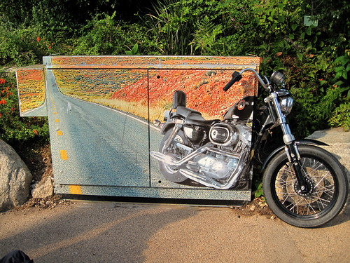 Harley Davidson by Rally Pix