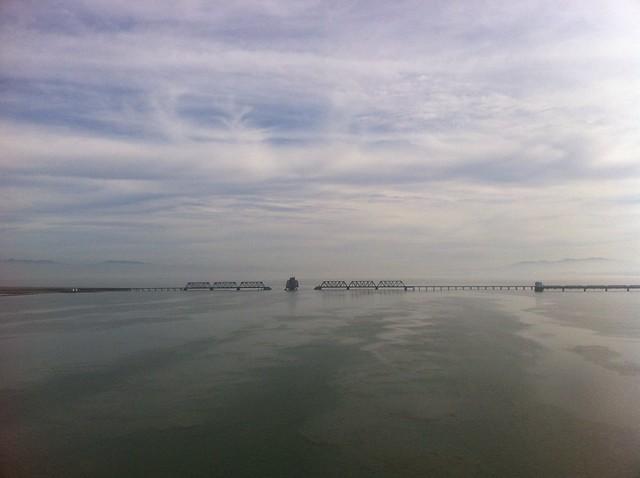 Railway Swing Bridge