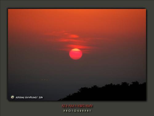 Sunset, Cheaha Mountain, AL