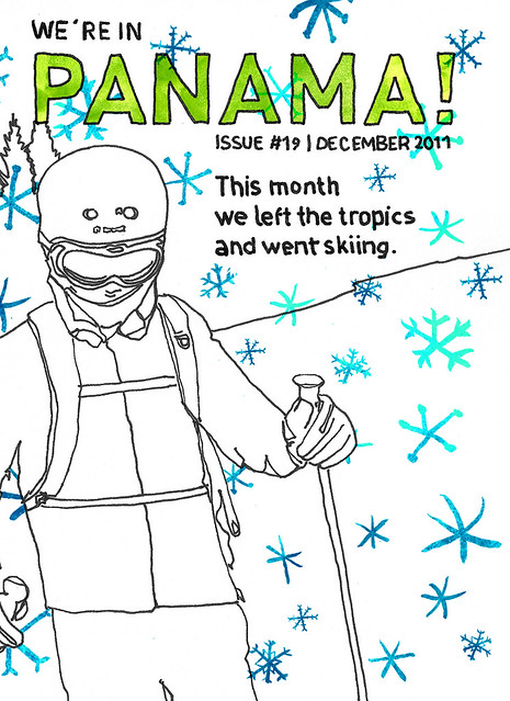 """We´re in Panama!"", issue 19"