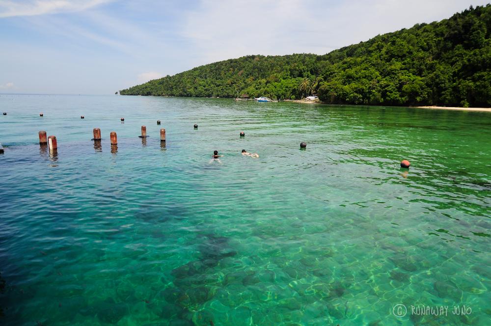 Borneo Palau Mamutik