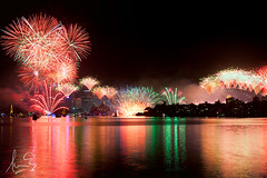 New Years Celebration in Sydney